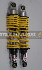 Shockbreaker Belakang Kayaba Zeto 5050 Series For Bebek Honda - Kuning